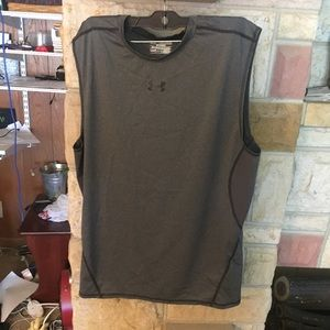 Under Armour sleeveless athletic shirt